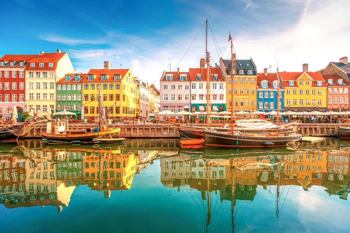 Denemarken 航空券