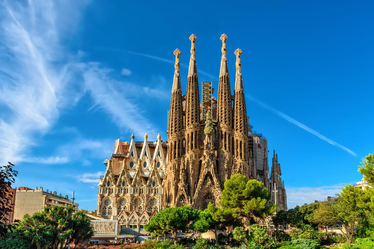 Spanje 航空券