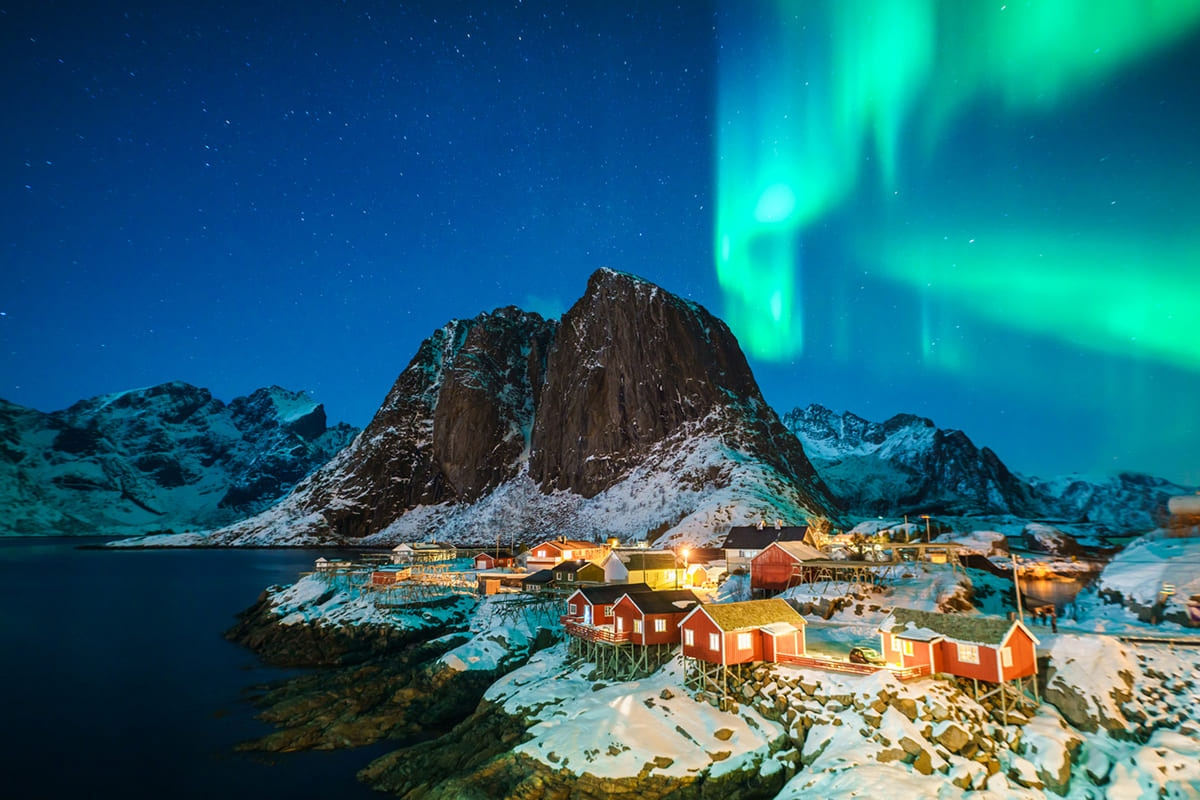 IJsland 航空券