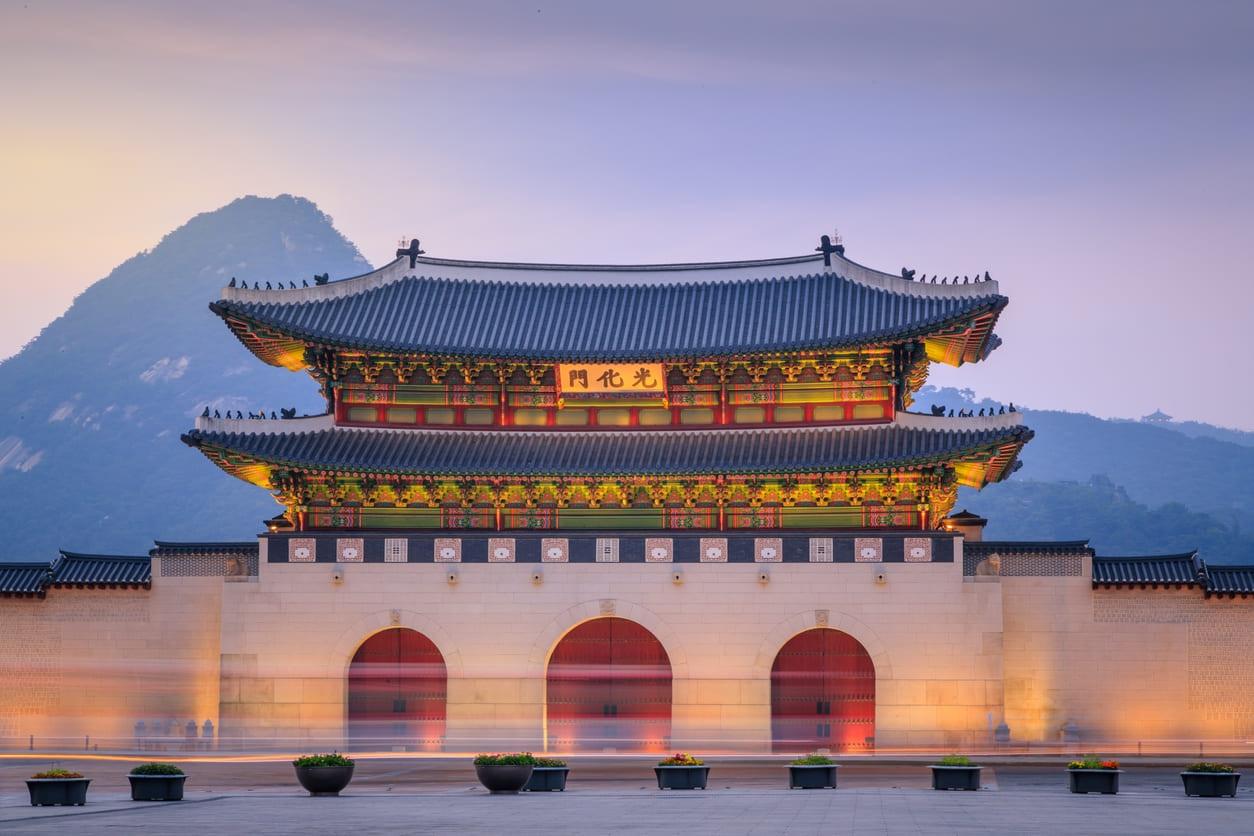 Zuid-Korea 航空券
