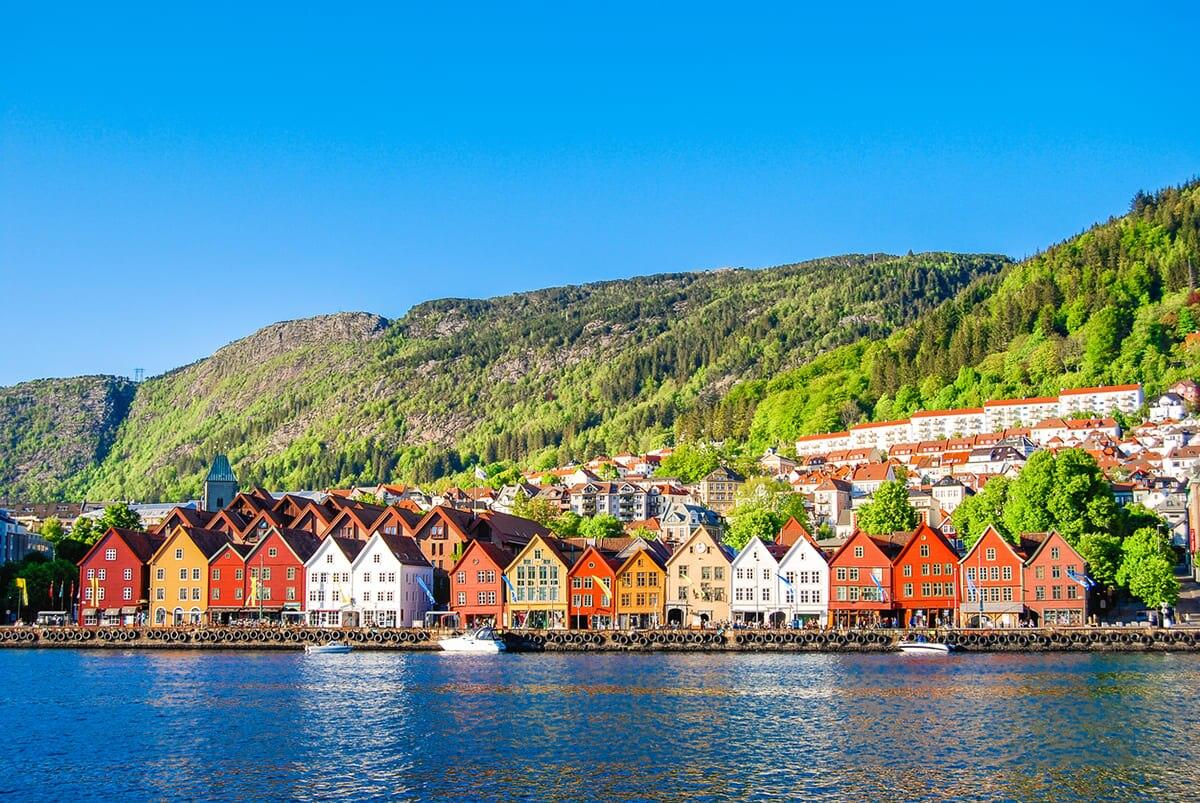 Noorwegen 航空券